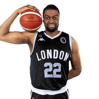 Kingsley Okoroh Profile Pic