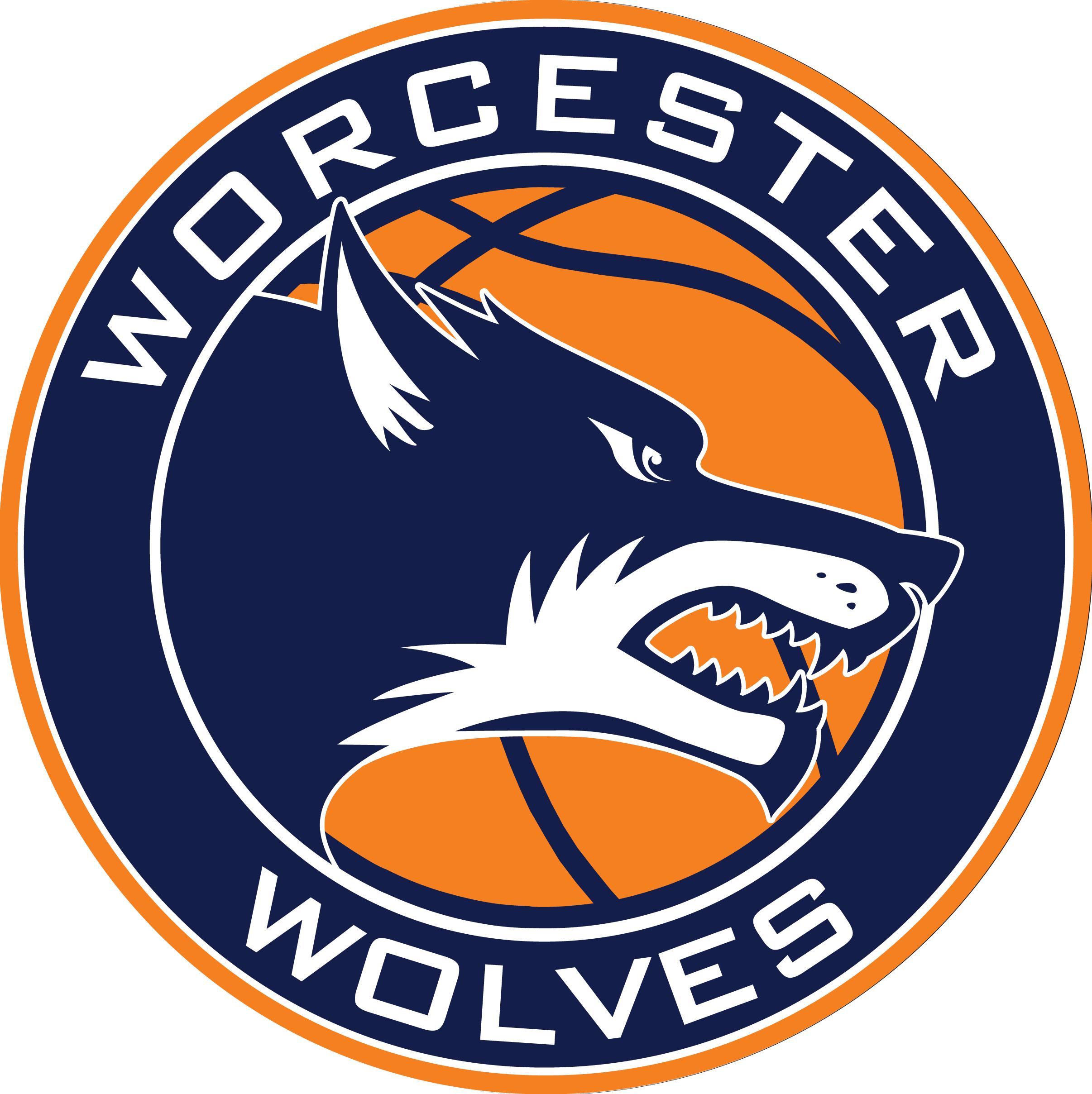 Image result for worcester wolves logo